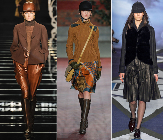 Horserace-fashion-trend-in-fall-winter-of-2012-20131